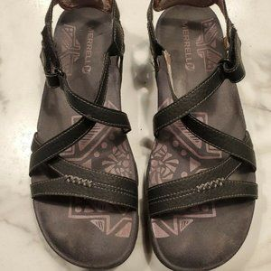 Merrell Size 10 Hiking Sports Sandals